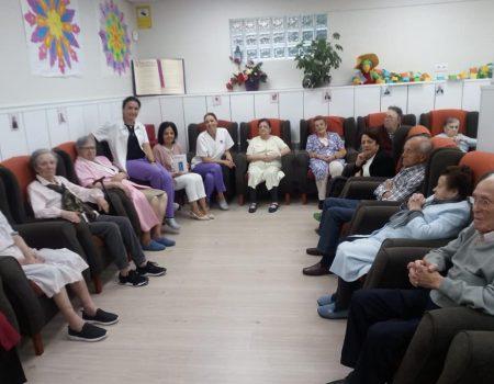 Club de Lectura Centro de Dia Los Pinares (oct 2.019)