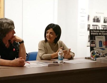 Presentación en la Casa del Patriarca de Selaya con Regina Carral